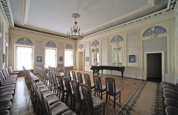 Институт искусствознания (Зеркальный зал)