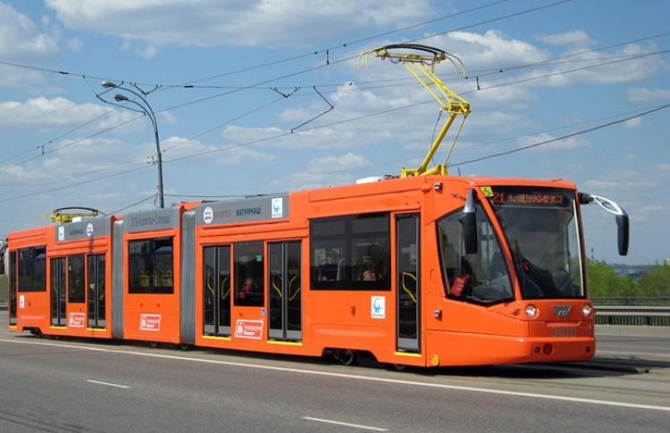 Первая частная трамвайная линия появится в Санкт-Петербурге