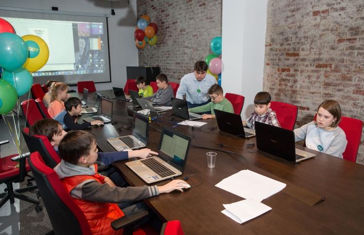В Москве появятся первые курсы программирования для дошкольников