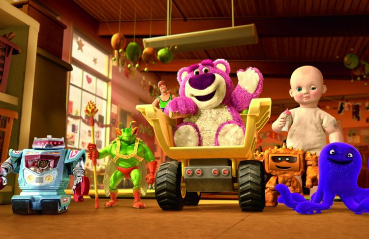 «История игрушек 3» (Toy Story 3, 2010), режиссер Ли Анкрич