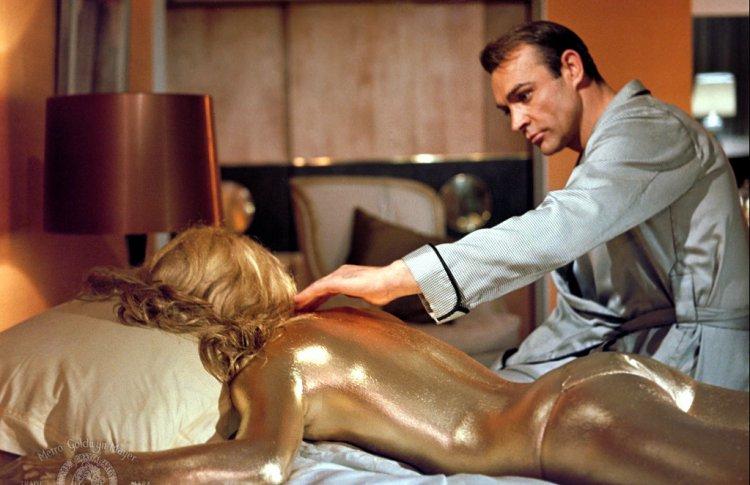 «Голдфингер» (Goldfinger, 1964), режиссер Гай Хэмилтон