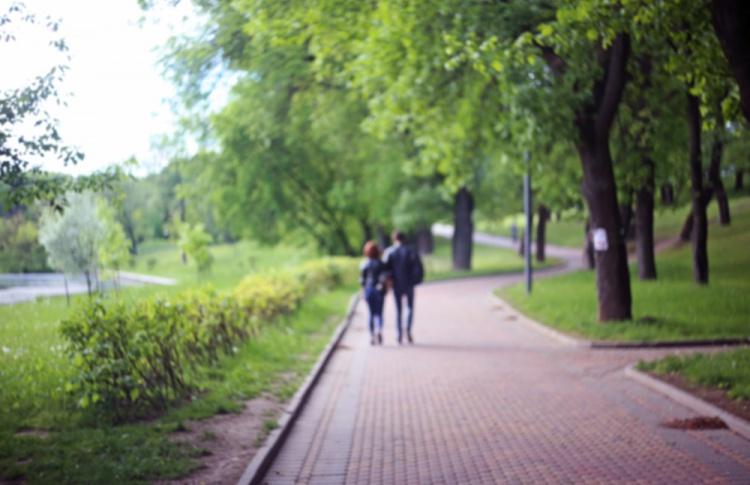 Пять парков для идеального свидания
