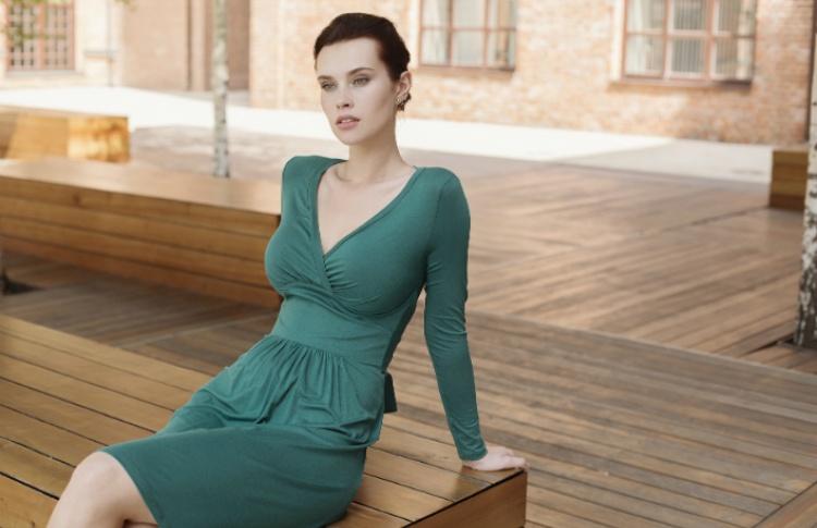 Магазин одежды для девушек с большой грудью