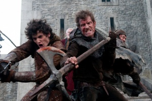 Исторические фильмы про рыцарей