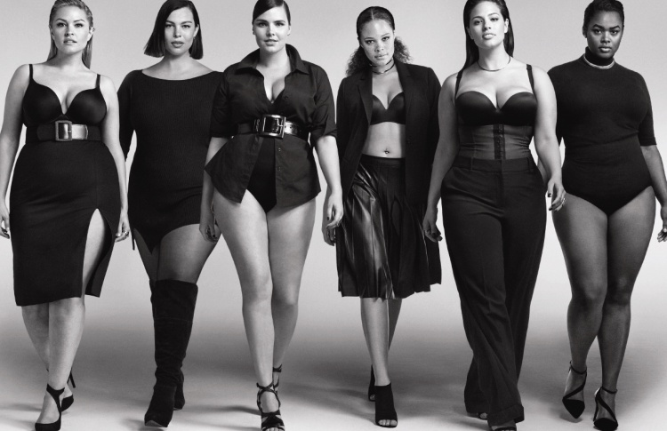 Все о тренде curvy и стиле женщины plus size