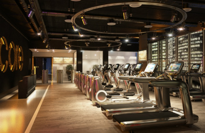 В Москве появился первый клуб сети Encore Fitness