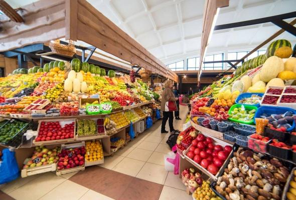 Усачевский рынок - Фото №0