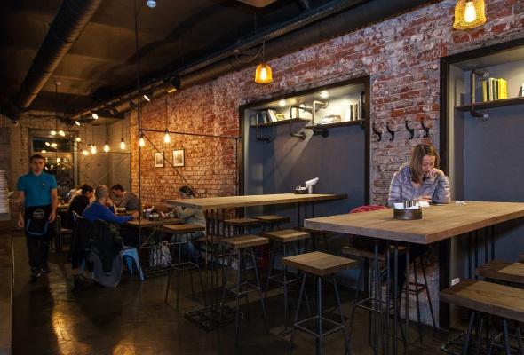 Kitchen Burger Bar - Фото №1