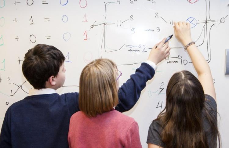 5 мест, где ребенок полюбит математику