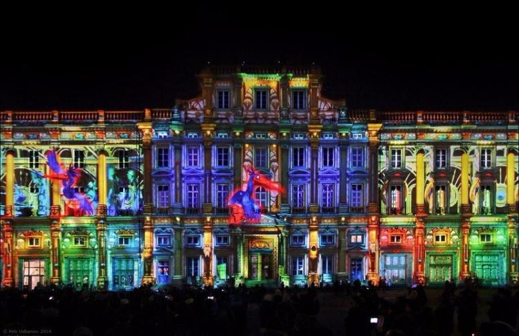 Фестиваль света пройдет на Исаакиевской площади