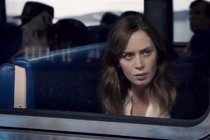 Девушка в поезде