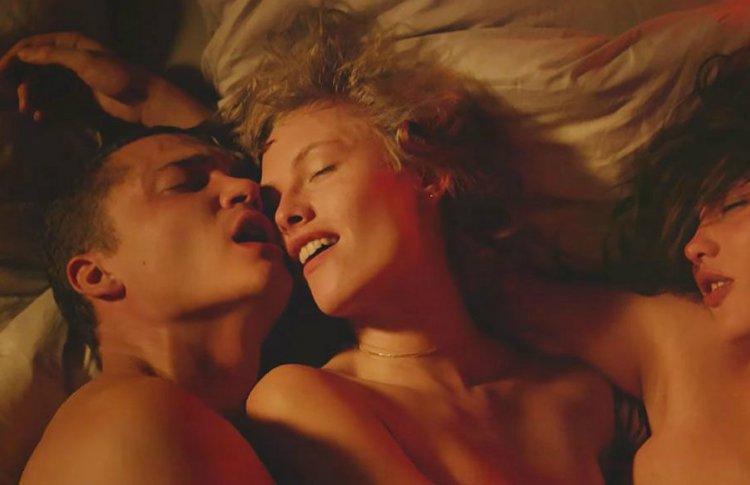 10 самых сексуальных сцен в истории кино