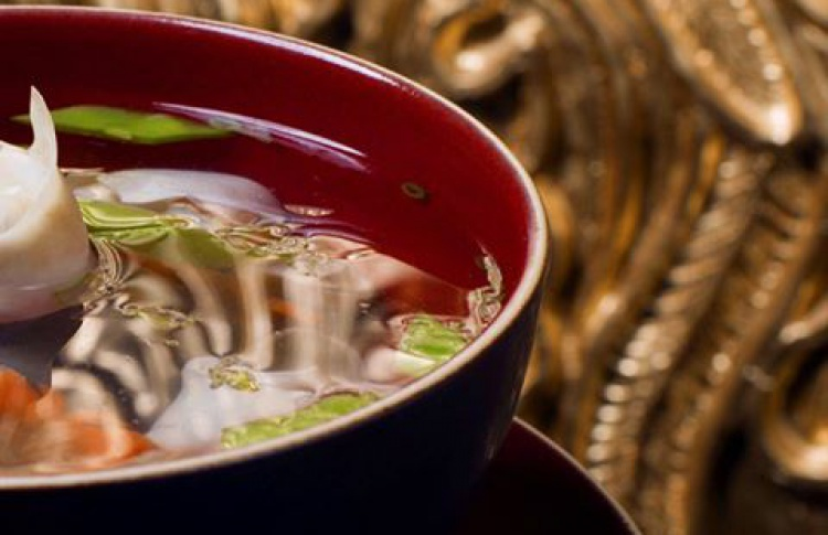 Легендарные китайские супы  в ресторане Tse Fung