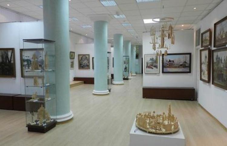 Выставочный зал Союза художников России на Покровке