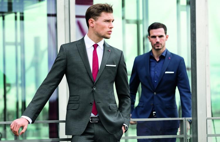 Где купить костюм для важной встречи? Roy Robson — костюмы №1 в Германии