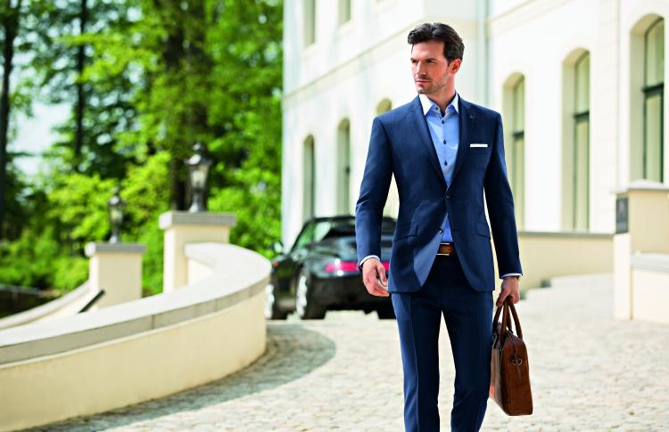 Где купить костюм для важной встречи? Roy Robson — костюмы №1 в Германии  Фото №502268