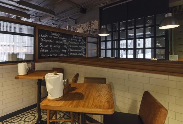 Boston Seafood & Bar на «Павелецкой» - Фото №3
