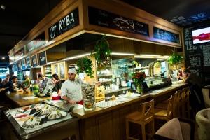 Ryba Sushi & Oysters