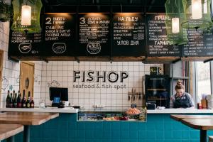 12 лучших рыбных ресторанов