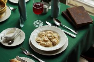 40 главных московских блюд. Часть 1