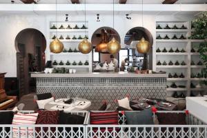 7 лучших ресторанов с ближневосточной кухней в Москве