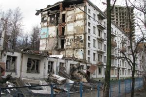 Жителям московских хрущевок разрешат оспорить снос домов в суде