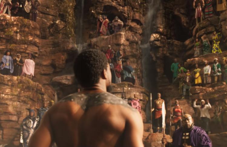 Marvel показал первый трейлер фильма «Черная пантера»