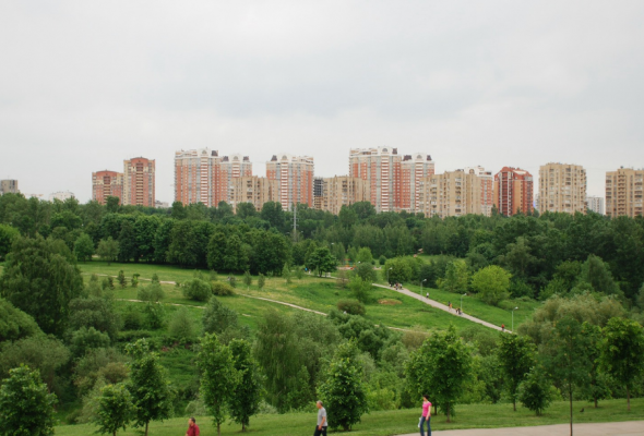 Парк им. 50-летия Октября - Фото №4