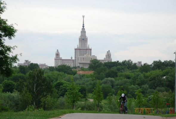 Парк им. 50-летия Октября - Фото №1