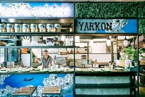 Лучшие кафе на московских фудкортах: часть вторая