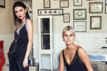 Шоу-рум дизайнерской одежды от Dress by Olya Gerasimenko «Счастье в платье»