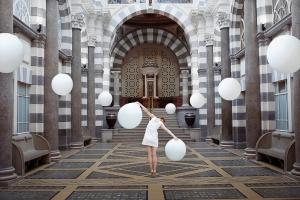 В «Музеоне» пройдет выставка Майи Флор