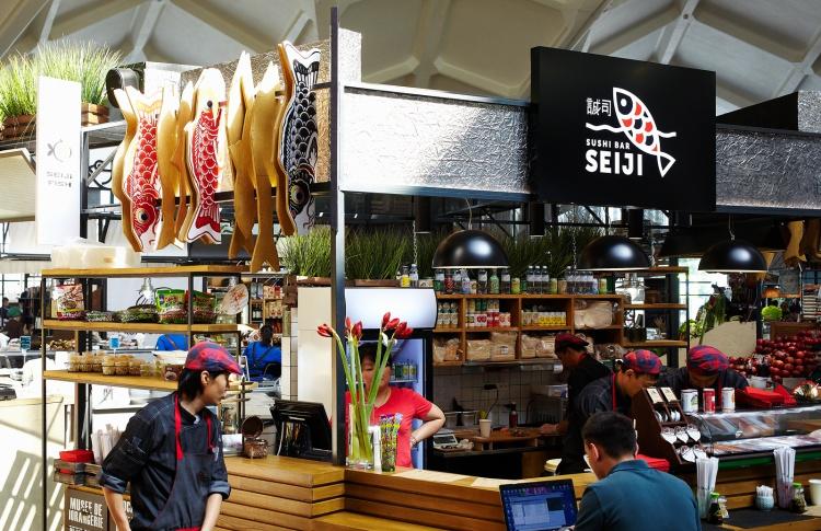Sushi Bar Seiji