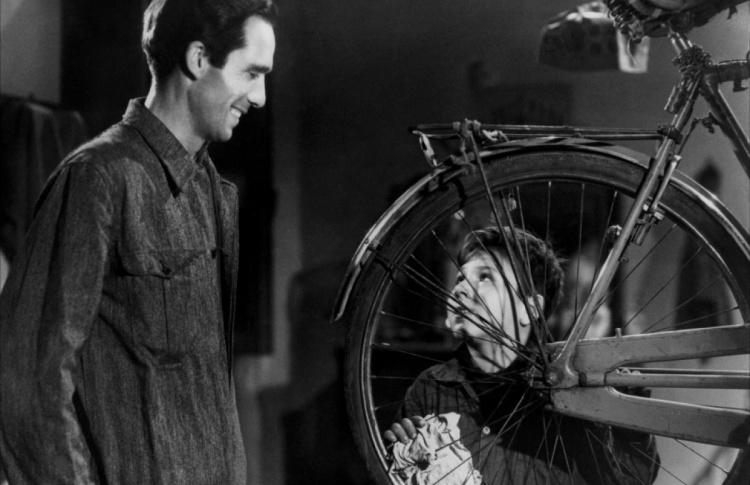 Похитители велосипедов