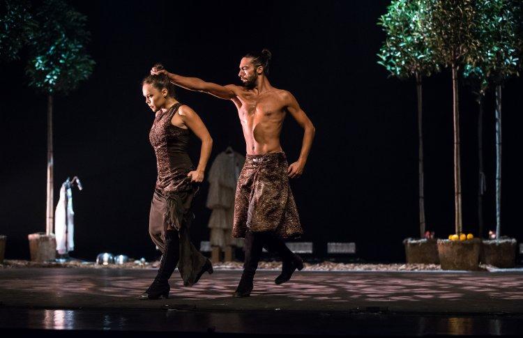 Фестиваль современного танца Dance Inversion