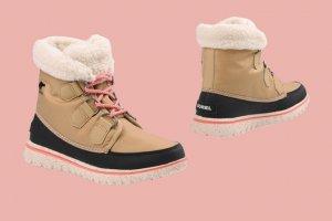7 пар очень теплых ботинок на зиму от 5000 рублей