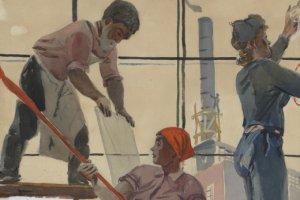 В Концертном зале Чайковского покажут «ожившие полотна» Дейнеки, Петрова-Водкина и других художников
