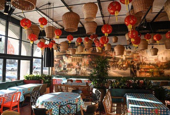 Китайская забегаловка - Фото №0