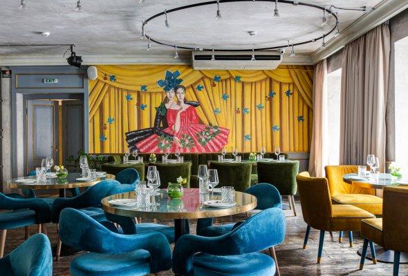 Ресторан The Repa - Фото №2