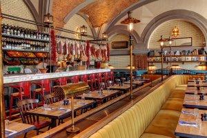Ресторан Jamie's Italian