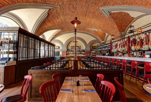 Ресторан Jamie's Italian - Фото №1