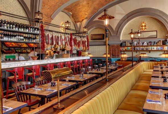 Ресторан Jamie's Italian - Фото №0