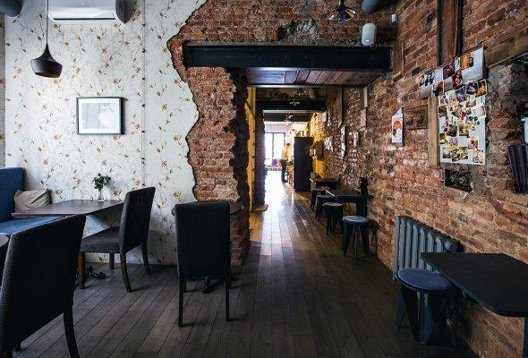 Кафе «Укроп» на 7-й линии - Фото №0