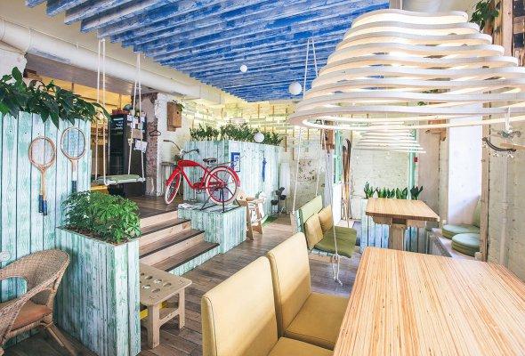 Кафе «Укроп» на Малой Конюшенной - Фото №1
