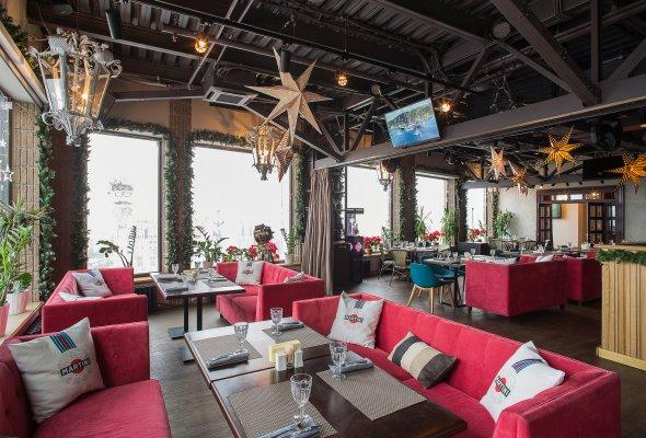 Ресторан «Паруса на крыше»  - Фото №2