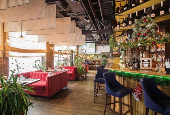 Ресторан «Паруса на крыше»  - Фото №1
