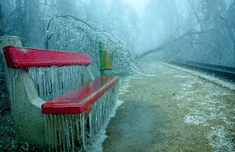 Москву на неделе постигнут метель, морозы и ледяной дождь