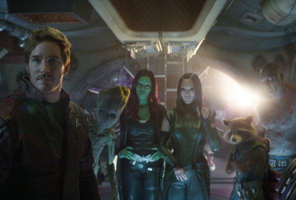 Мстители: Война бесконечности - Фото №5