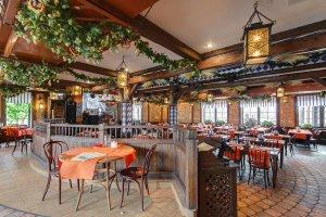 Ресторан-пивоварня «Карл и Фридрих»