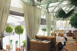 Грин-Веранда (ресторан «Купол»)